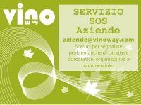 E' attivo il servizio SOS Aziende su VINOWAY | #vinoway #acinus #sos #azienda #gratuito #team #professionisti | www.vinoway.com