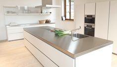 Quale piano di lavoro scegliere per la cucina? www. Milano Design ...