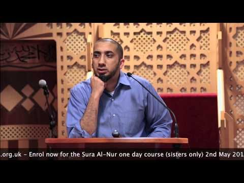 Don T Underestimate Any Good Deed Powerful Khutba Nouman Ali Khan Nouman Ali Khan Youtube Good Deeds
