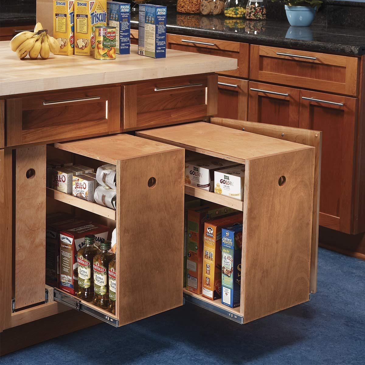 30 Cheap Kitchen Cabinet Add Ons You Can Diy The Family Handyman Cheap Kitchen Cabinets Diy Kitchen Cabinets Diy Kitchen