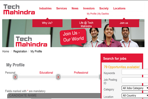 Walkins Tech Mahindra 2017 Associate Security Consultant