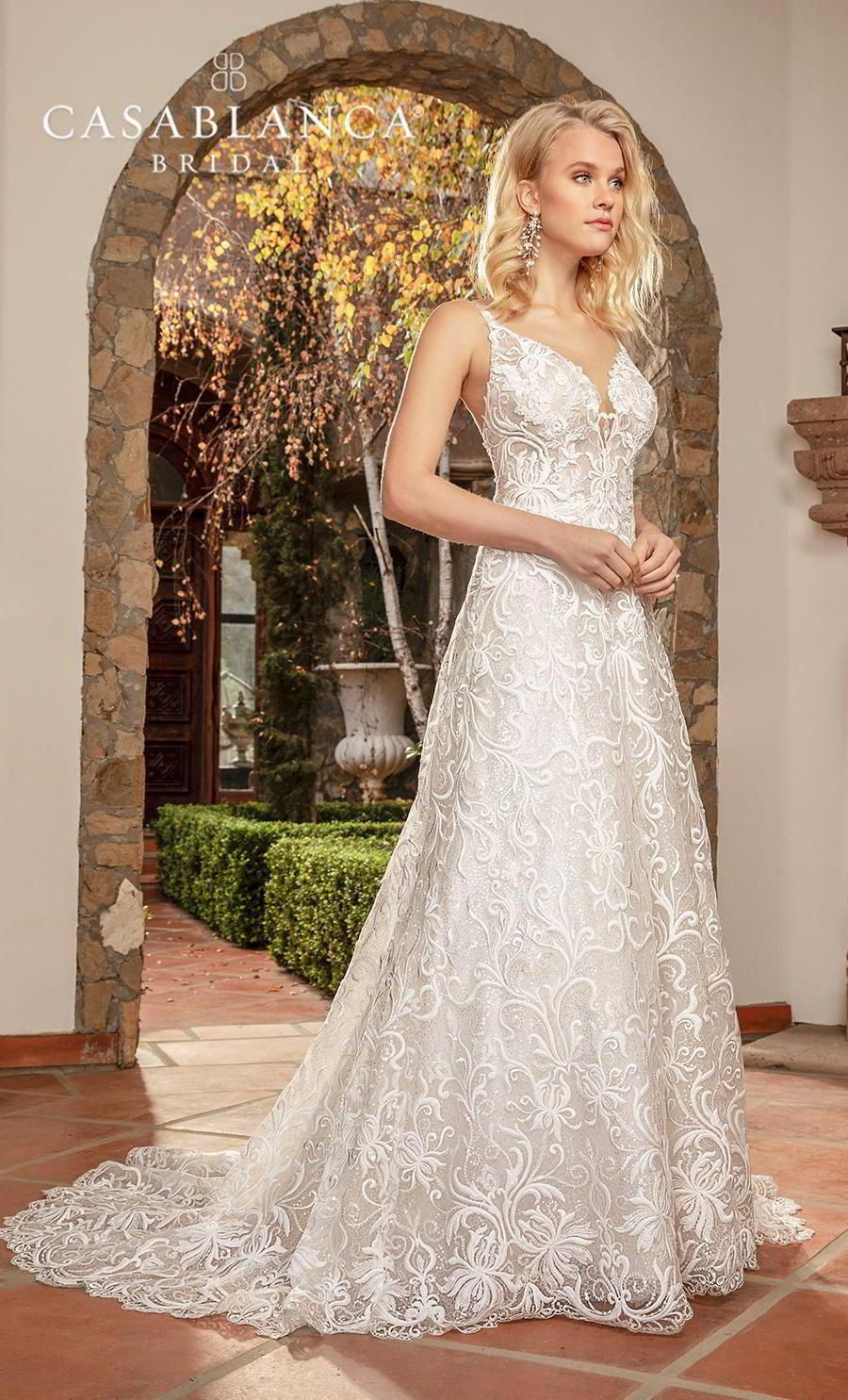 Casablanca Bridal Fall 2019 'Forever Yours' bridal