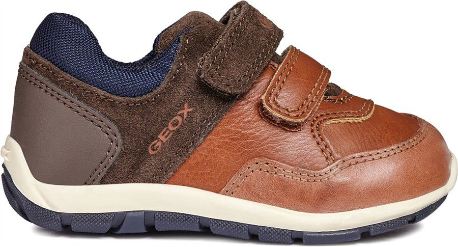 competitive price c3c71 be5f5 Geox B SHAAX : CHESTNUT/DK BROWN - Infant Boys from Geox ...