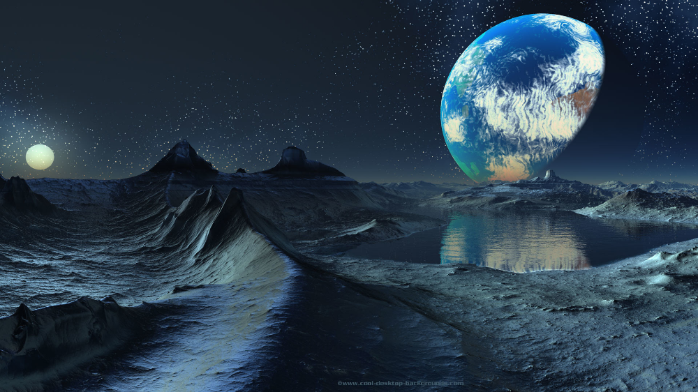Cool Planet Wallpapers 67 Images Planets Wallpaper Background Hd Wallpaper Sci Fi Background