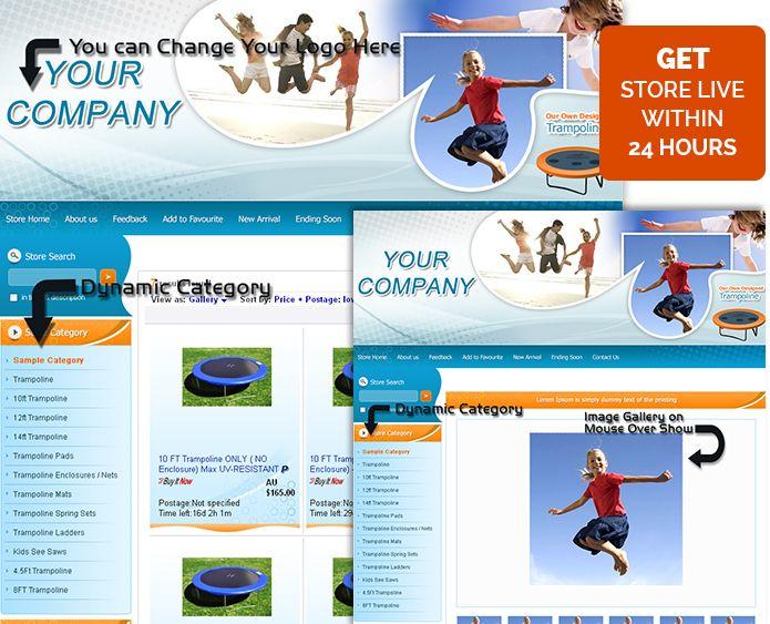 eBay store template, #eBay #listing #templates, eBay auction html