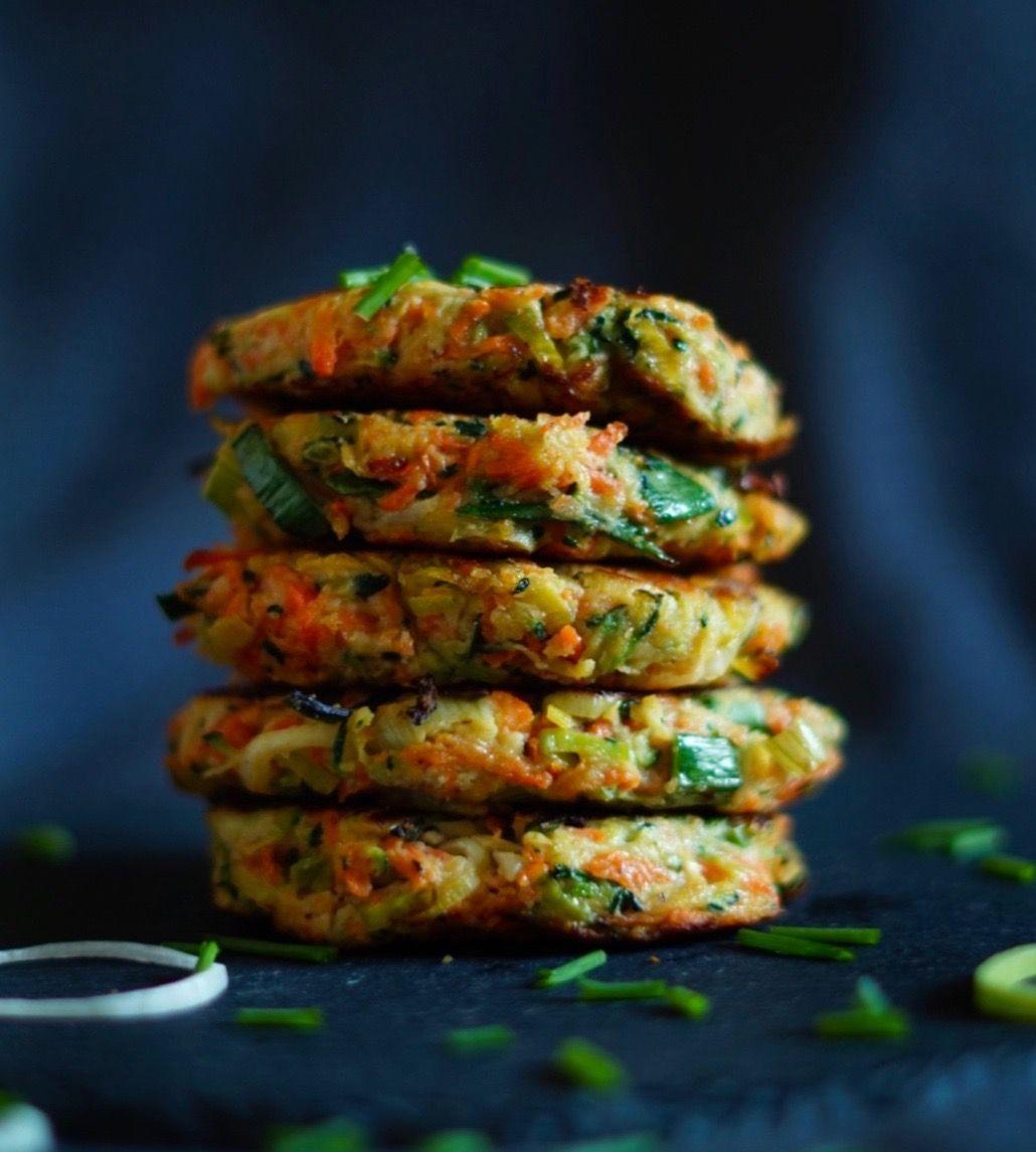 Tampone di verdure a basso contenuto di carboidrati con salsa alle erbe all'aglio – Low Carb – #