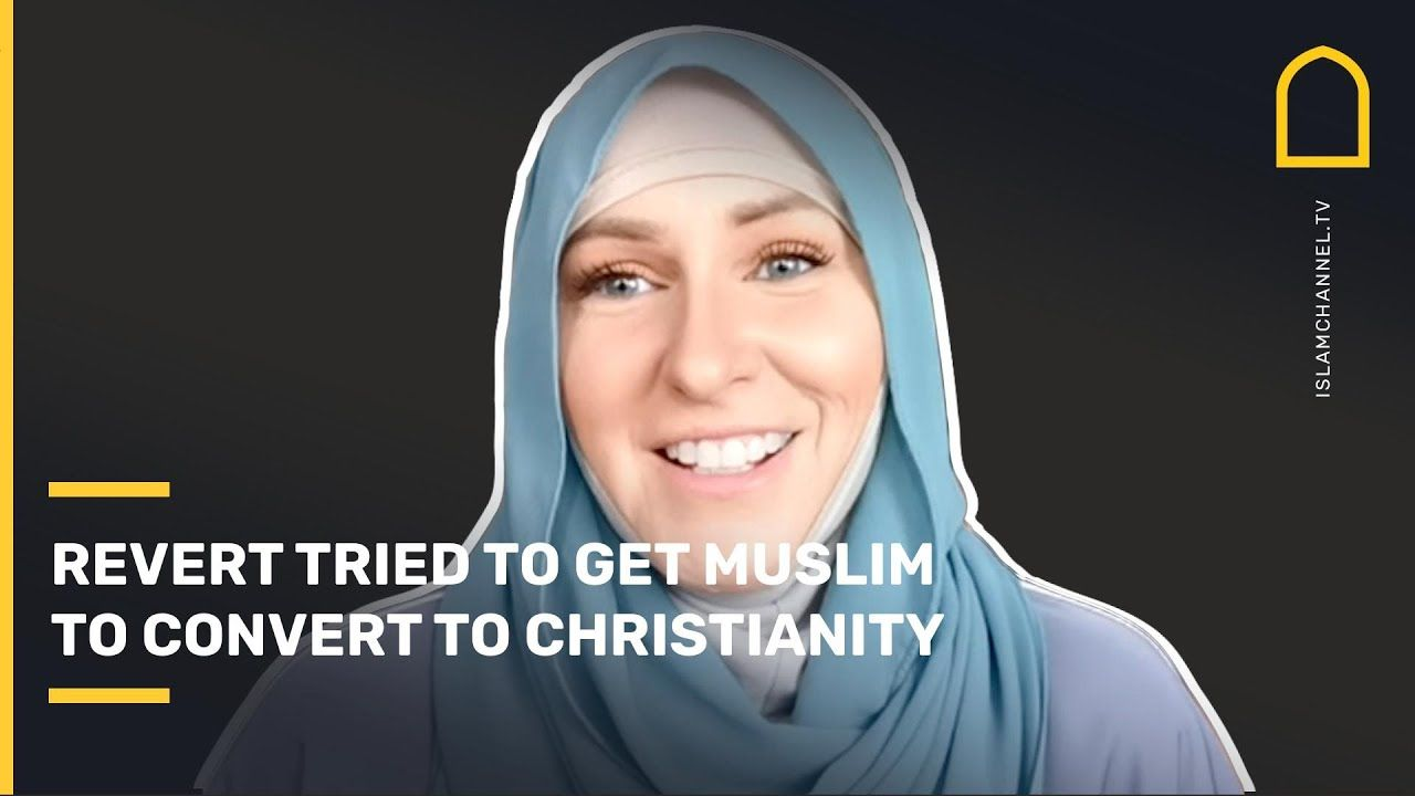 'I tried to convince a Muslim to convert to Christianity' | Muslim Revert Story | Jaime Jabbari (Brown) 🧕