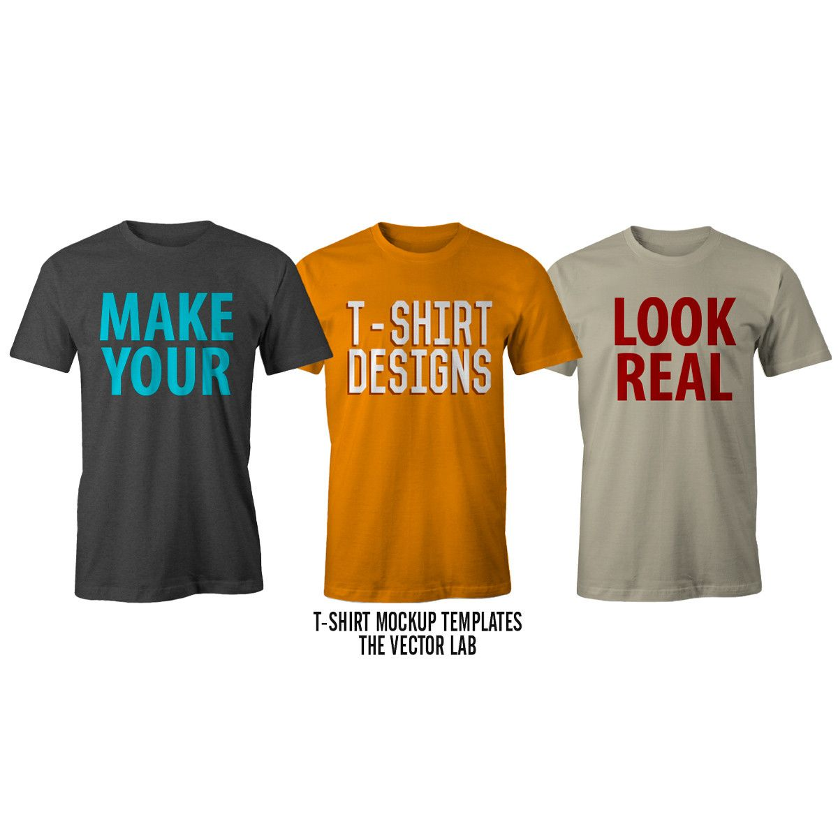 Corel draw vs photoshop for t shirt design - Men S T Shirt Mockup Templates 01