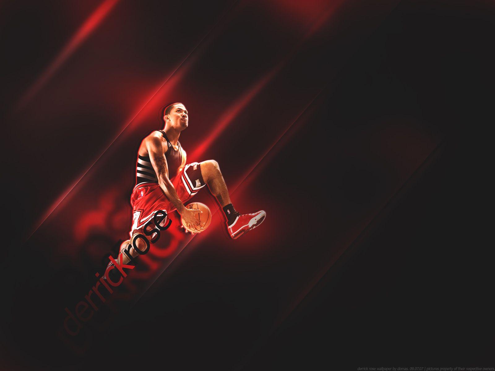 The Ultimate Derrick Rose Wallpaper NBA Team Derrick