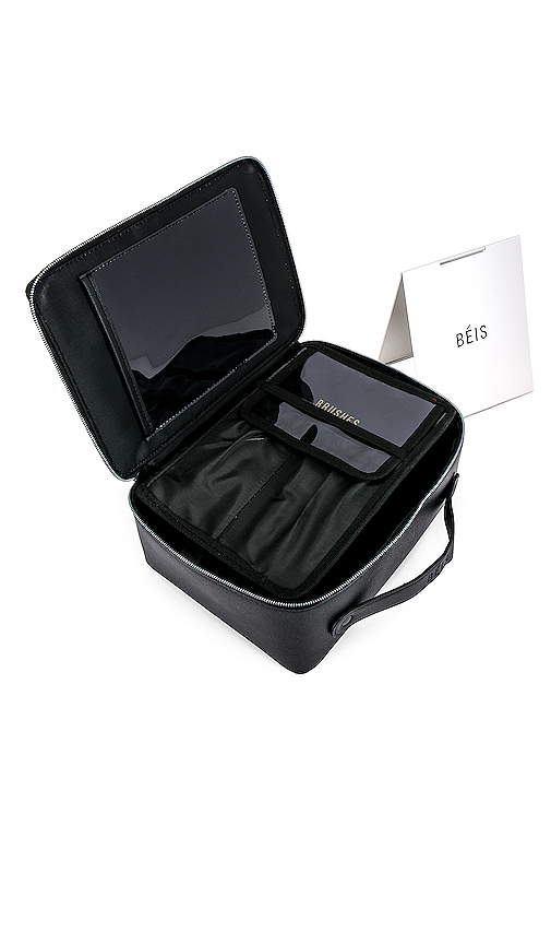 BEIS Cosmetic Case in Black REVOLVE Cosmetic case