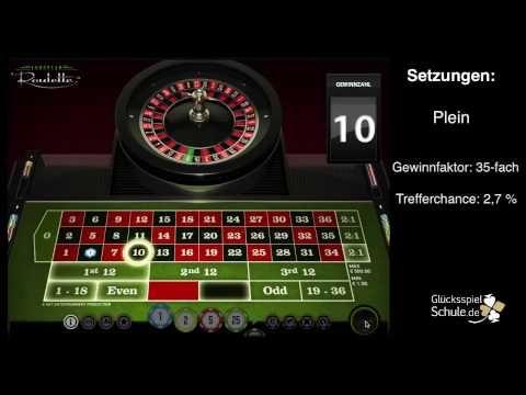Roulette Spielregeln Casino
