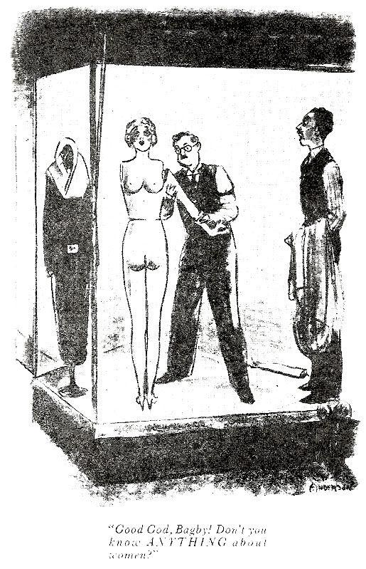 C. W. Anderson, Ballyhoo 1937