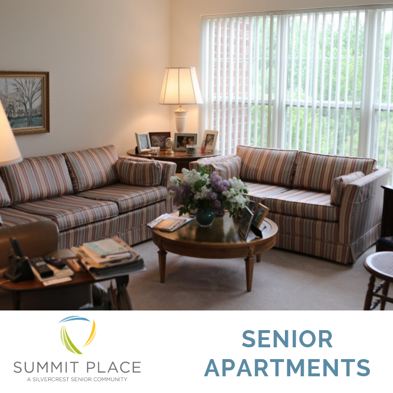 Our Senior Apartments Will Immediately Feel Like Home