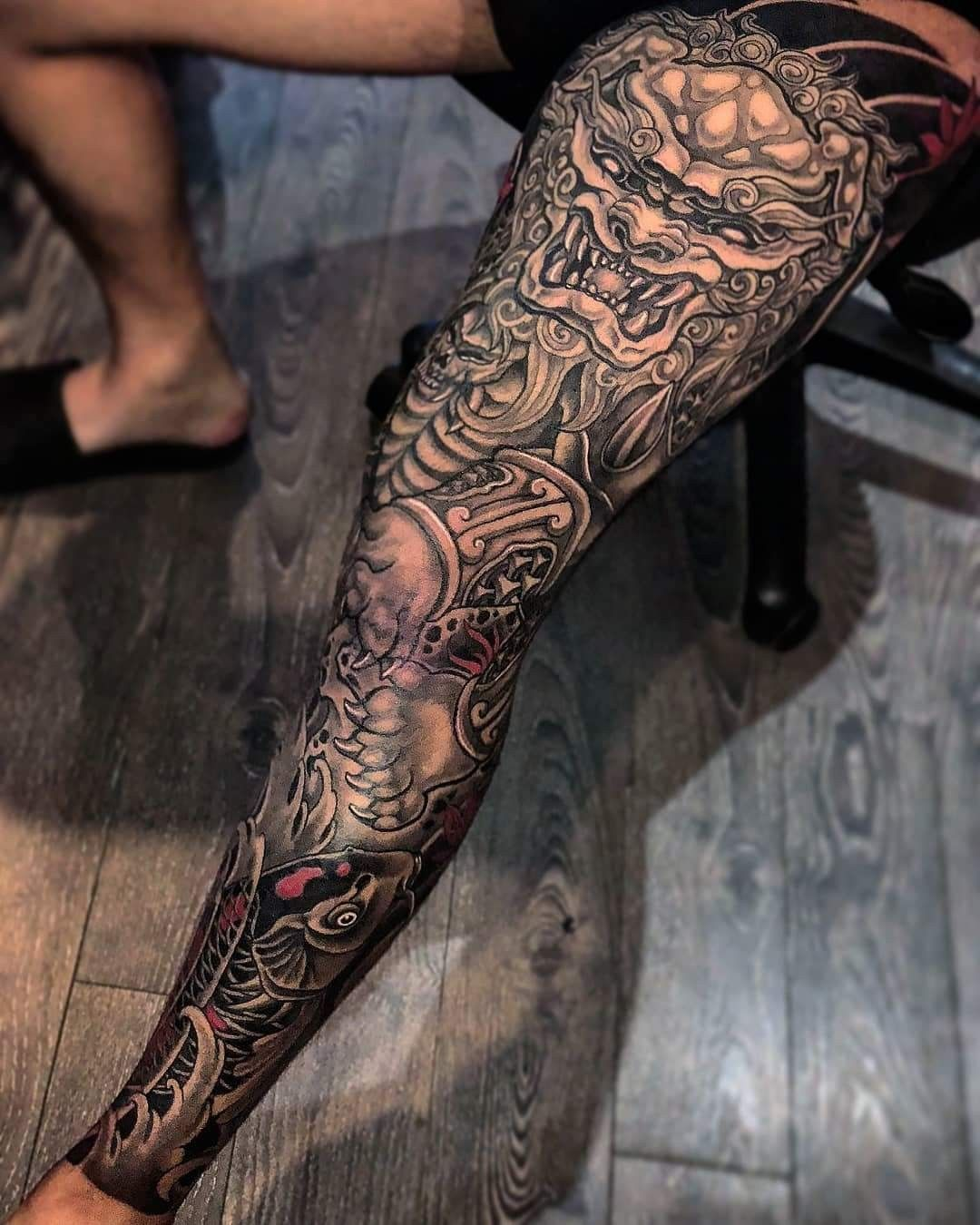 Tattoo Designs Legs: Pin By Jordan Barton On Tattoo