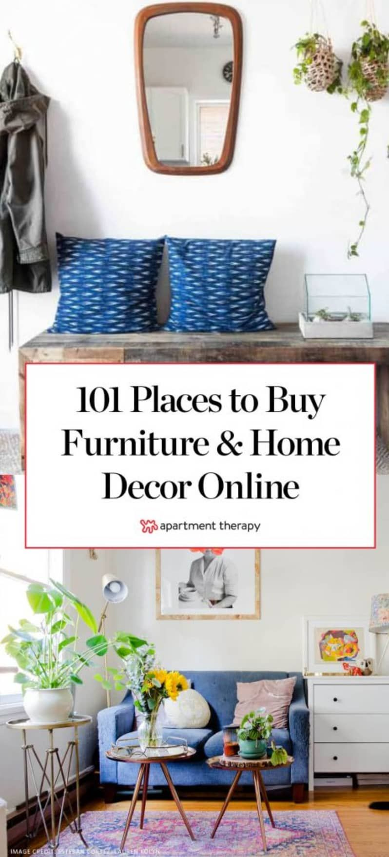 101 Places To Buy Furniture And Home Decor Home Decor Online