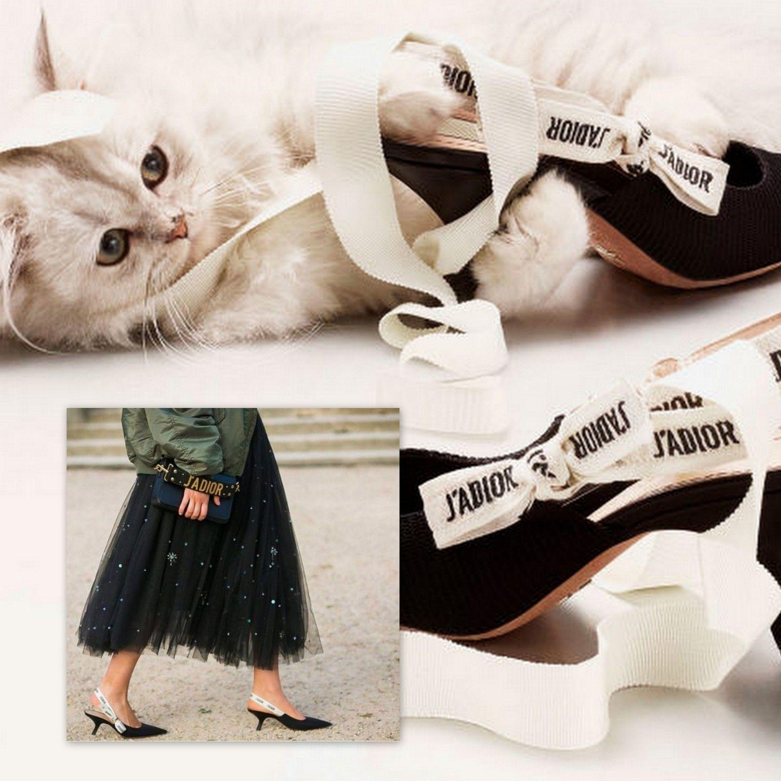 Fashion Inspiration Dior J Adior Kitten Heel Pump Style Inspiration Kitten Heel Pumps Fashion