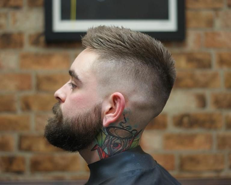 35 Cool Men S Hairstyles Haircuts Cool Hairstyles For Men Haircuts For Men Short Hair With Beard