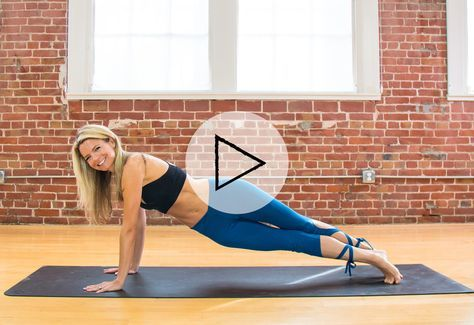 The 20-Minute Killer Pilates Sequence for a Crazy-Strong Core
