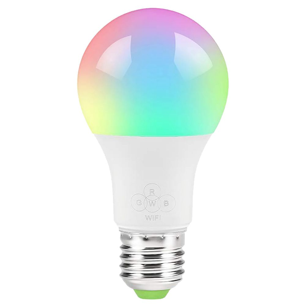 Geekbes E27 Smart WiFi LED Bulb APP Control 1600W RGB Color