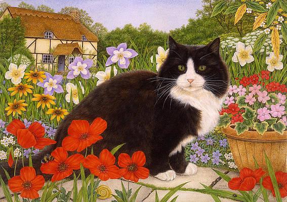 Photo of Garden Patrol de Anne Mortimer