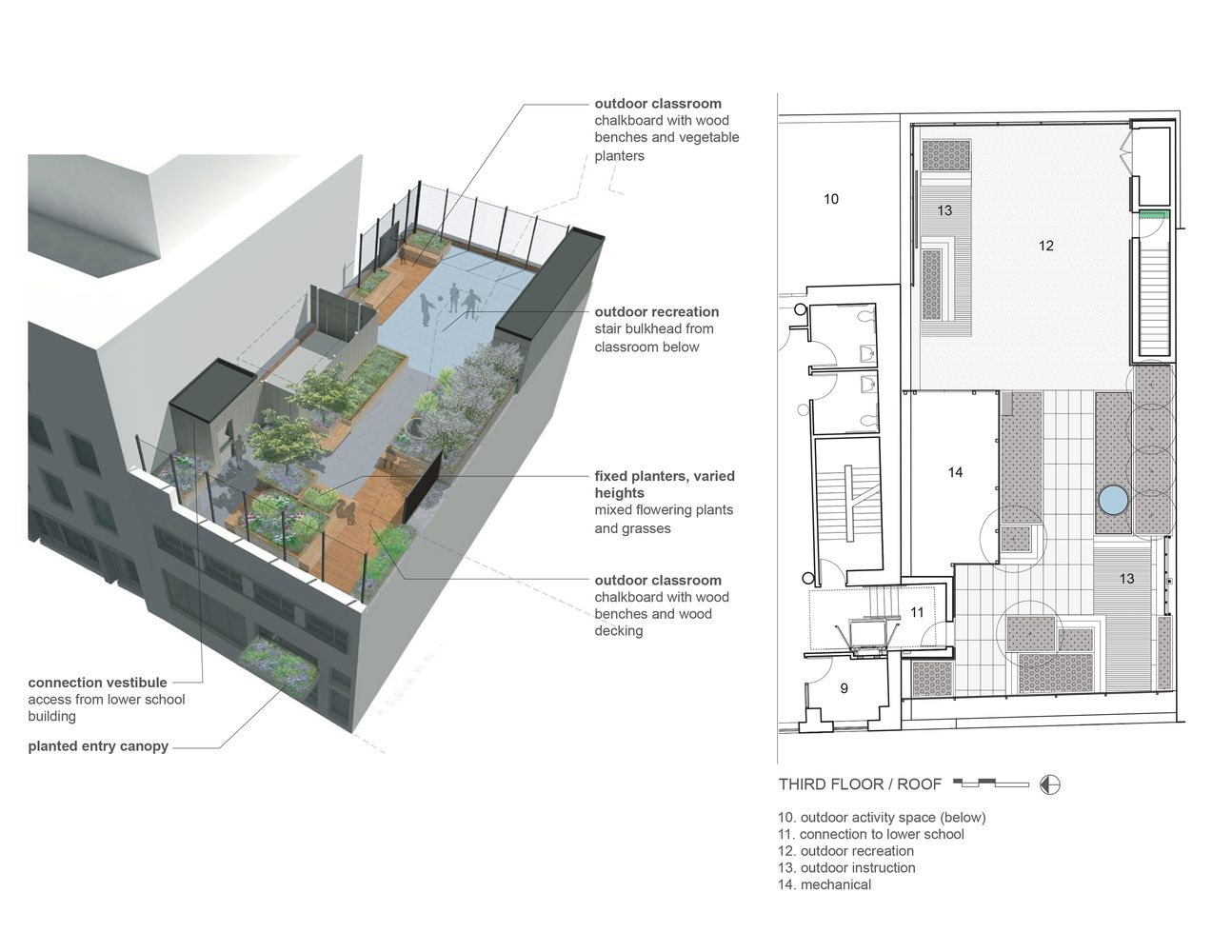 Gallery of blue school middle school pelloverton architects 19