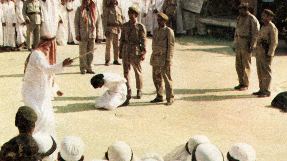 Saudi arabia stance on homosexuality