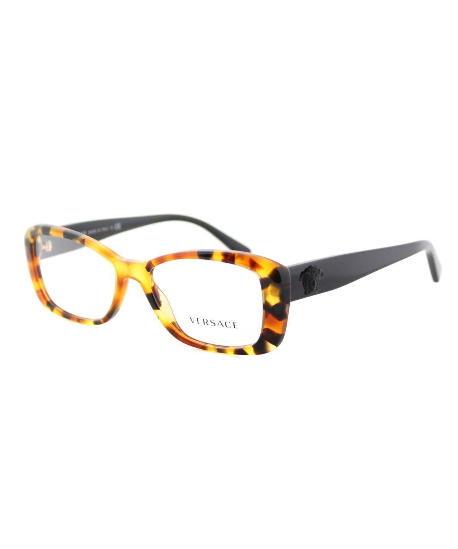 VERSACE CAT-EYE PLASTIC EYEGLASSES\'. #versace #eyeglasses | Versace ...