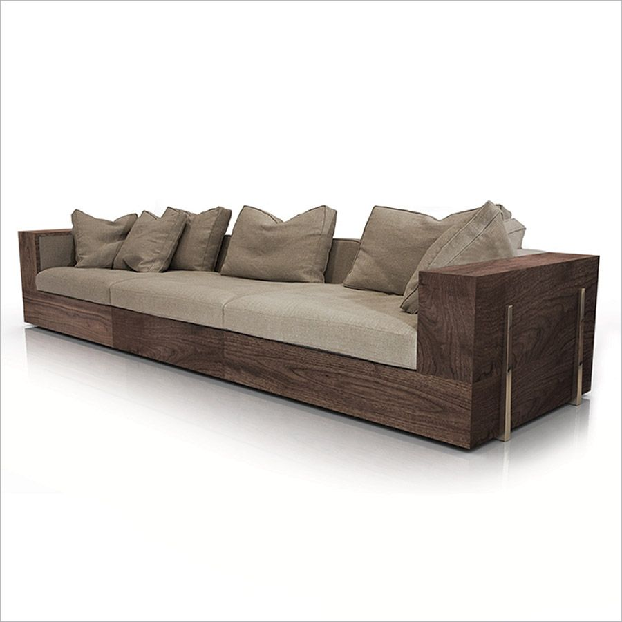 Bois 2 Sofa Designed By Barlas Baylar Sofa Couch Design Luxury Furniture Sofa Living Room Sofa Design
