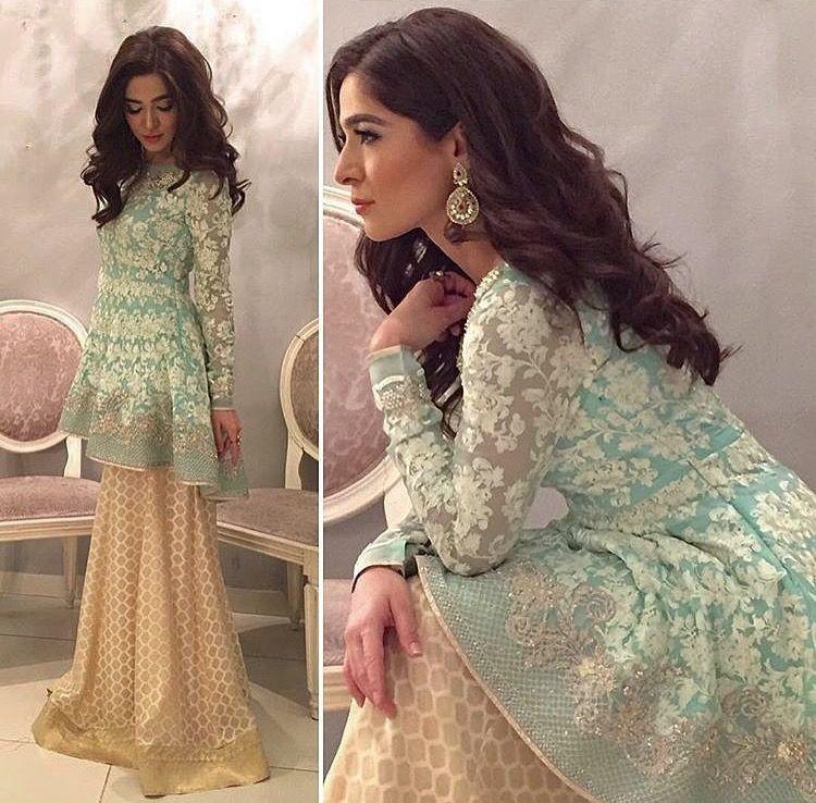 Pinterest: @pawank90 | Pakistani Couture | Pinterest