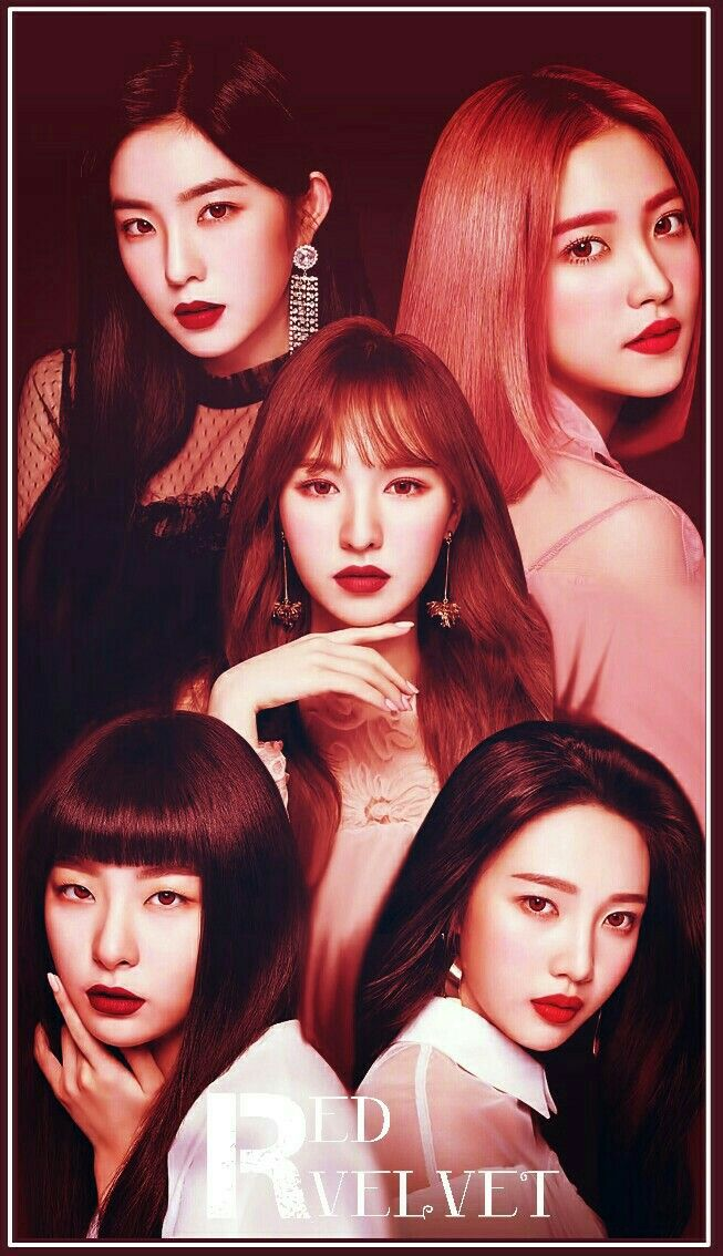 Red Velvet Joy Yeri Seulgi Irene Wendy Wallpaper Lockscreen Hd Fondo