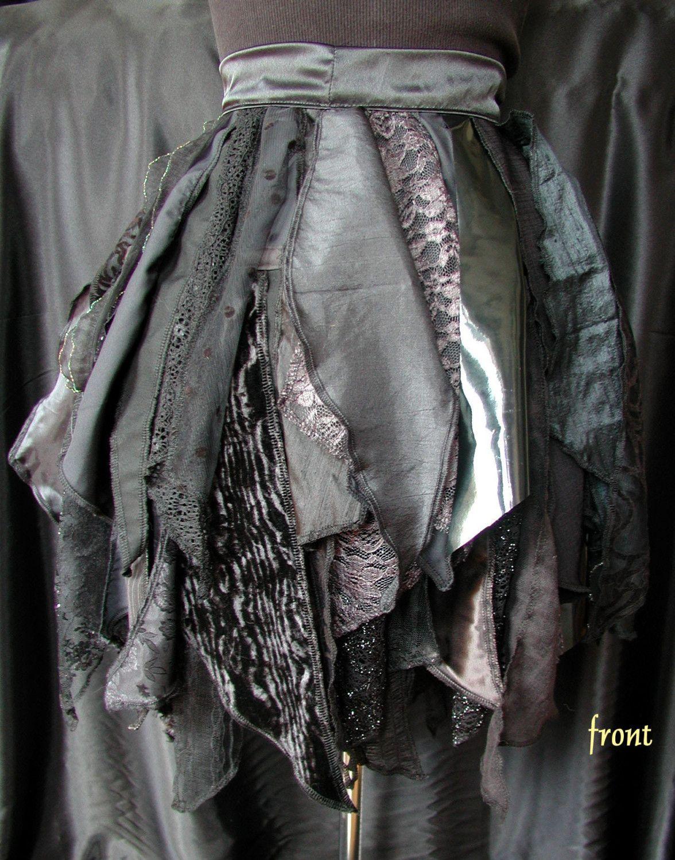 How to Make a Rag Skirt