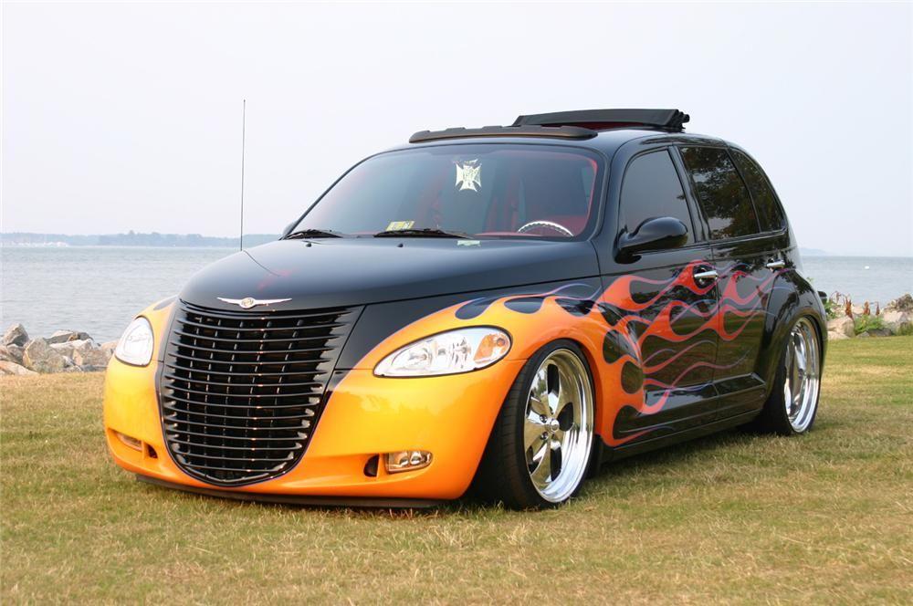 2002 Chrysler Pt Cruiser Custom 4 Door Hardtop Barrett Jackson