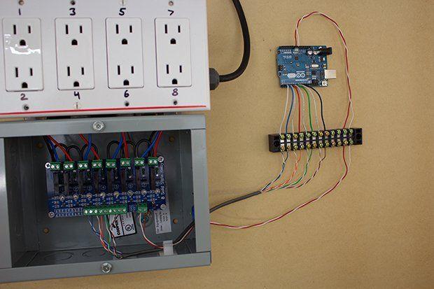 Simple Remote Control For Home Appliances Circuit Diagram