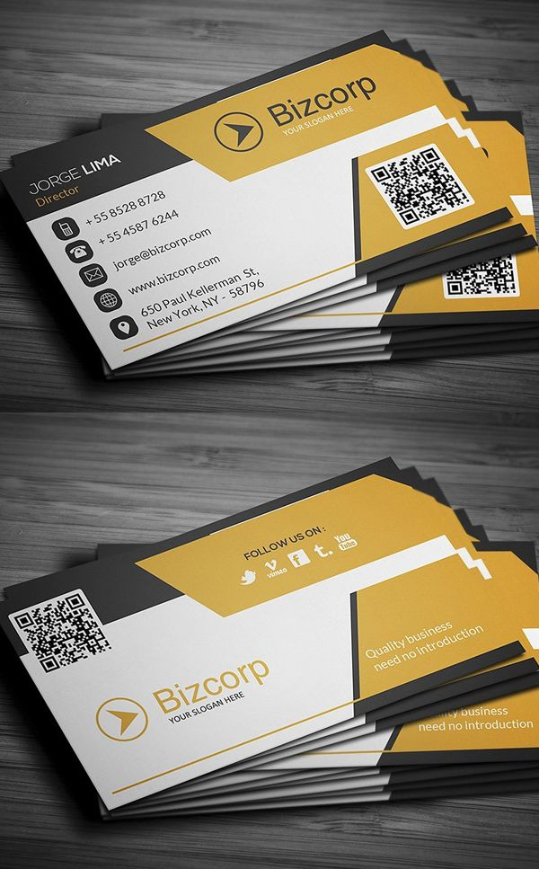 Free Business Cards Psd Templates Print Ready Design Freebies Graphic Design Junction Printing Business Cards Free Business Card Design Sample Business Cards