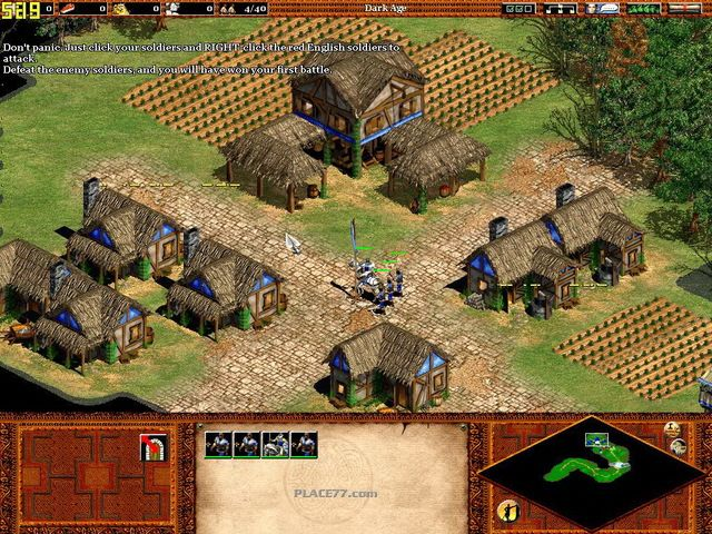 Age Of Empires Ii The Age Of Kings Age Of King Vintage Video Games
