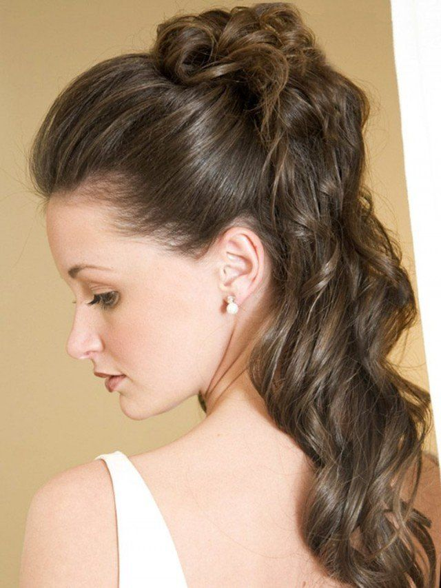 Pretty Prom Hairstyle For Long Hair Long Hair Styles Party Hairstyles For Long Hair Hair Styles
