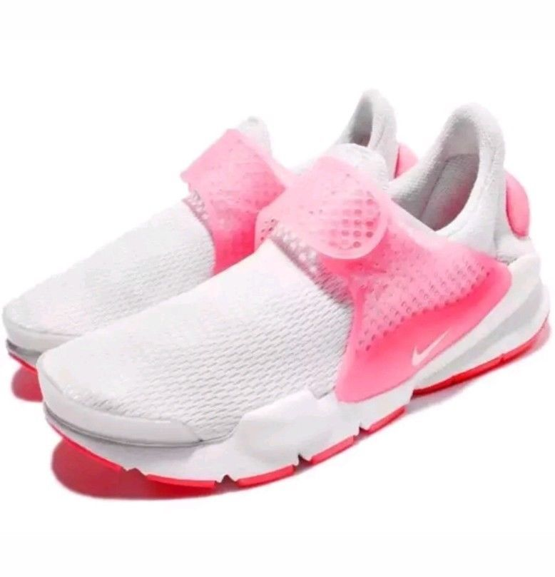 hot sale online 1232f c598d Nike Sock Dart (GS) Pure Platinum/White-Racer Pink 904277 ...