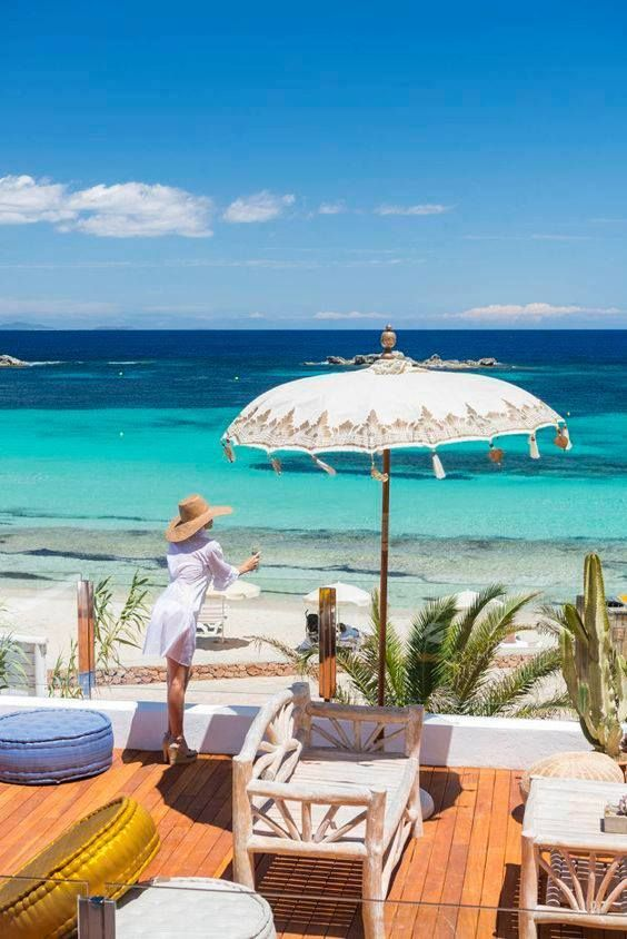 Tahiti Hotels Beach Formentera Spain Travel Wander Hotel