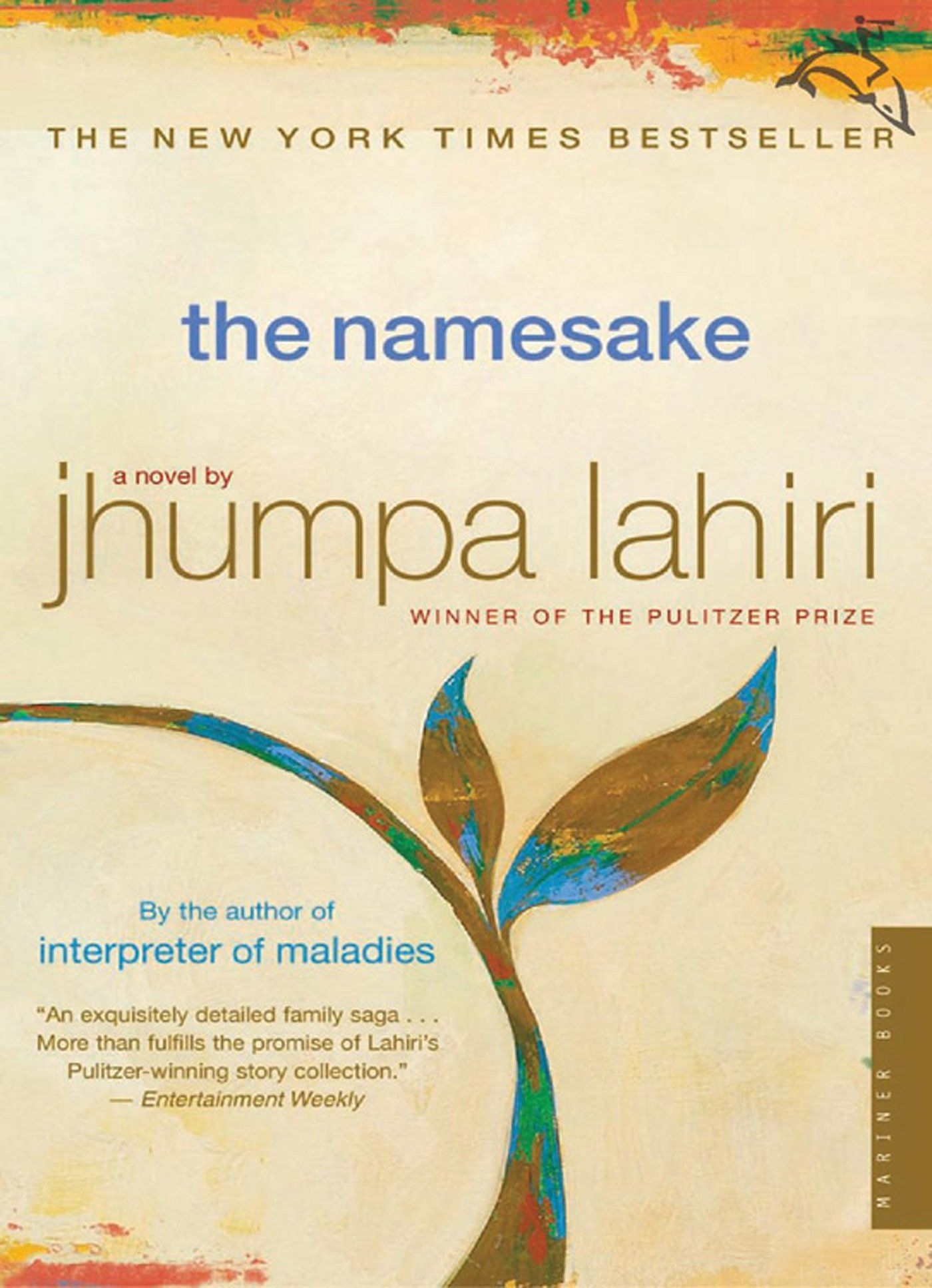 The Namesake (Indian family tries to hold onto traditions in America while raising a family) | Jhumpa lahiri, Good books, Books
