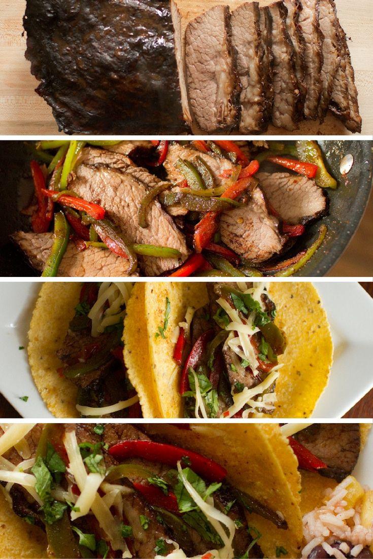 Brisket tacos get the full recipe