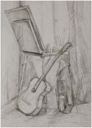 Free Still Life Drawing Lessons Teach Yourself How To Draw