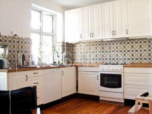 zementfliesen_mosaico_kopenhagen_haus_kueche_4982_1 Keuken - l förmige küche