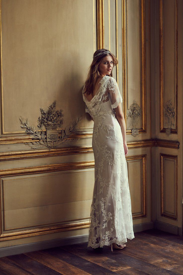 The most expensive wedding dress  Marchesa and BHLDN Have Teamed Up For the Most Stunning Bridal