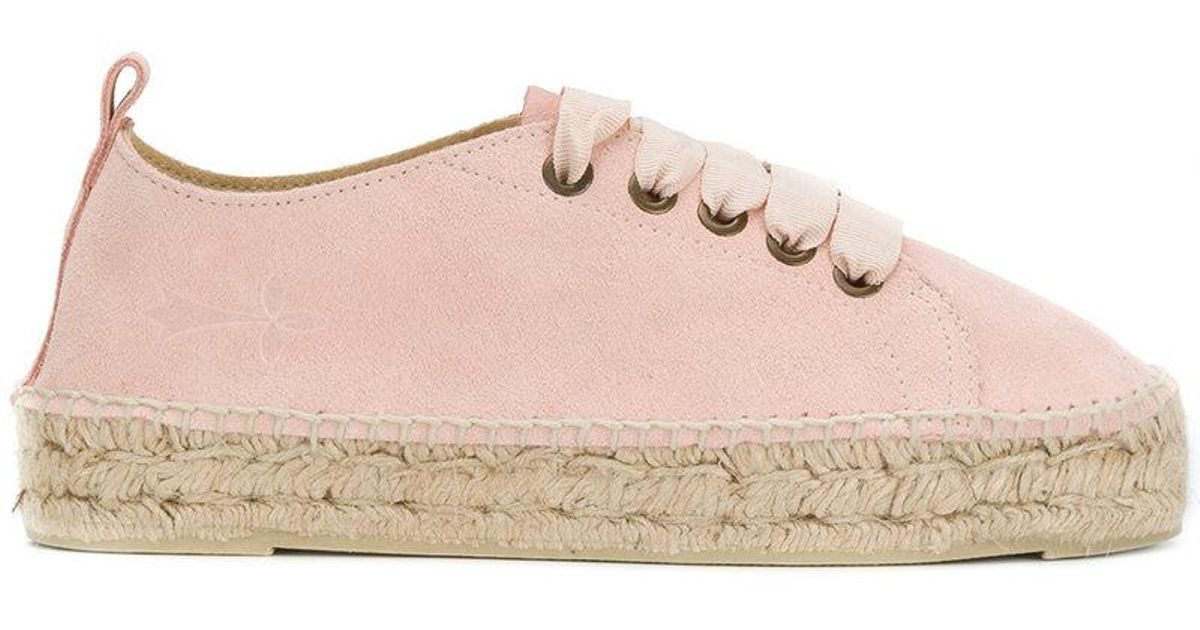 514fc744873 Women's Pink Suede Leather Platform Sneakers | Best Top 100 Trainers ...