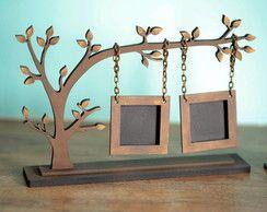 Porta retrato Mini Árvore
