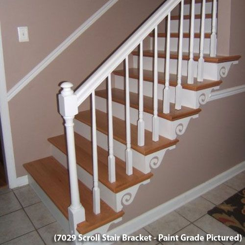 Thoughts And Comments On Everything Stair Related   Stair Brackets