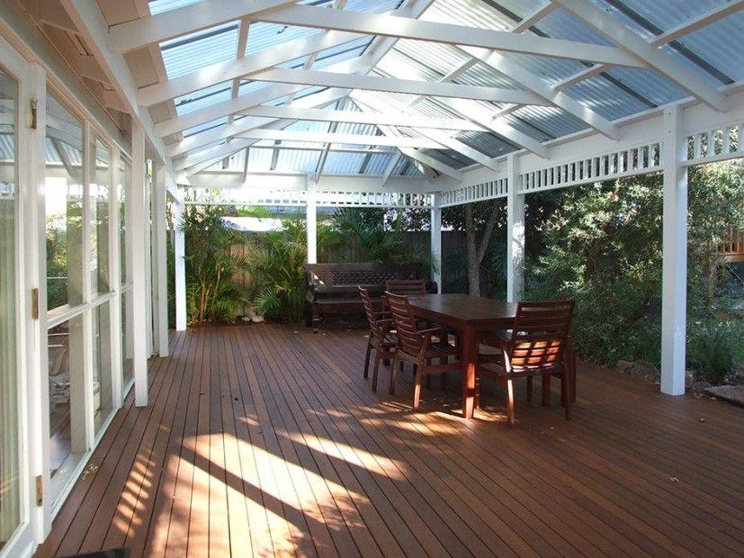 See finished examples of beautiful timber decks, custom designed for ...