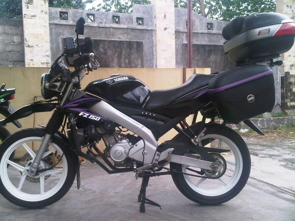 Koleksi Ide Modifikasi Motor Touring Yamaha Vixion Terlengkap