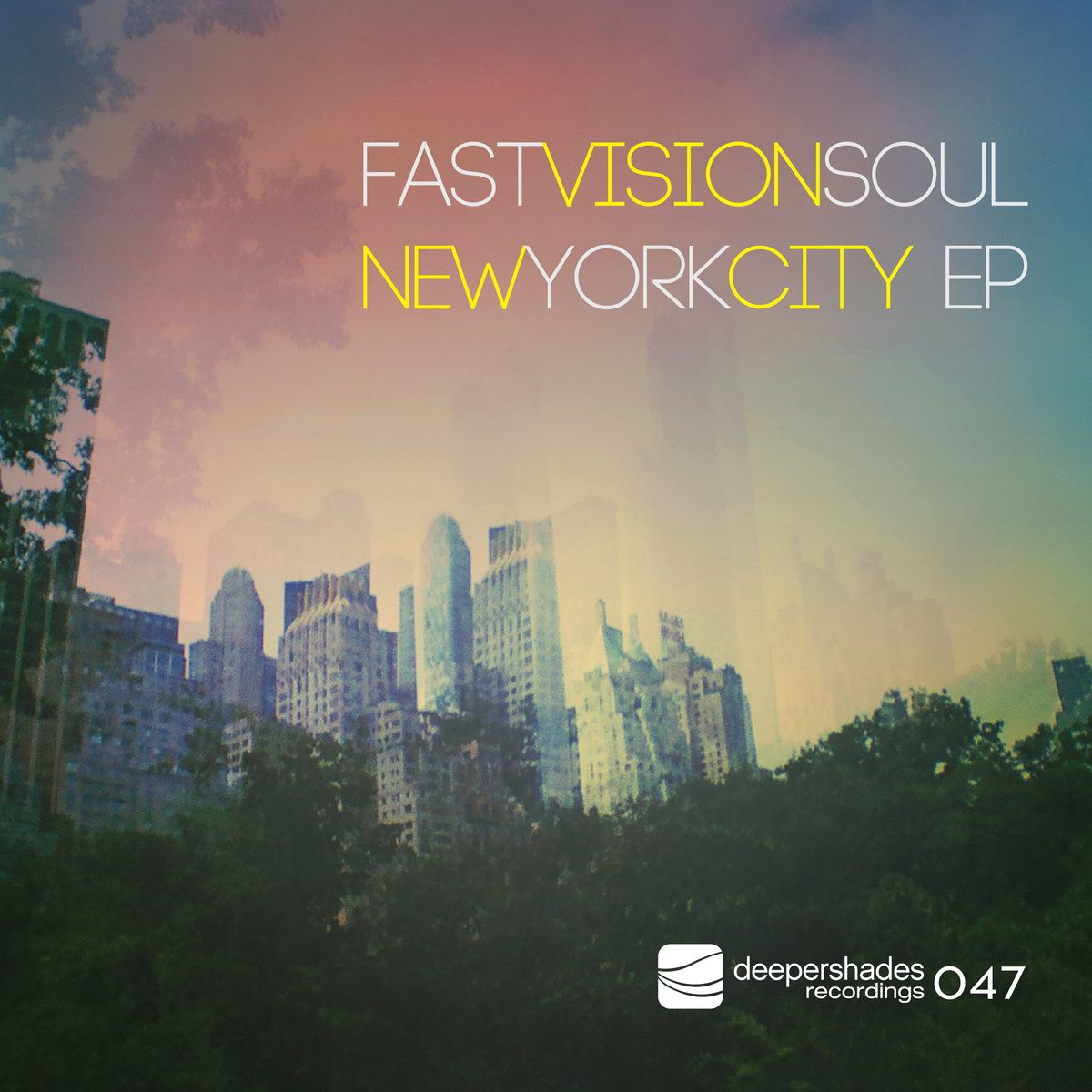 New York City EP in the Deeper Shades Bandcamp store!