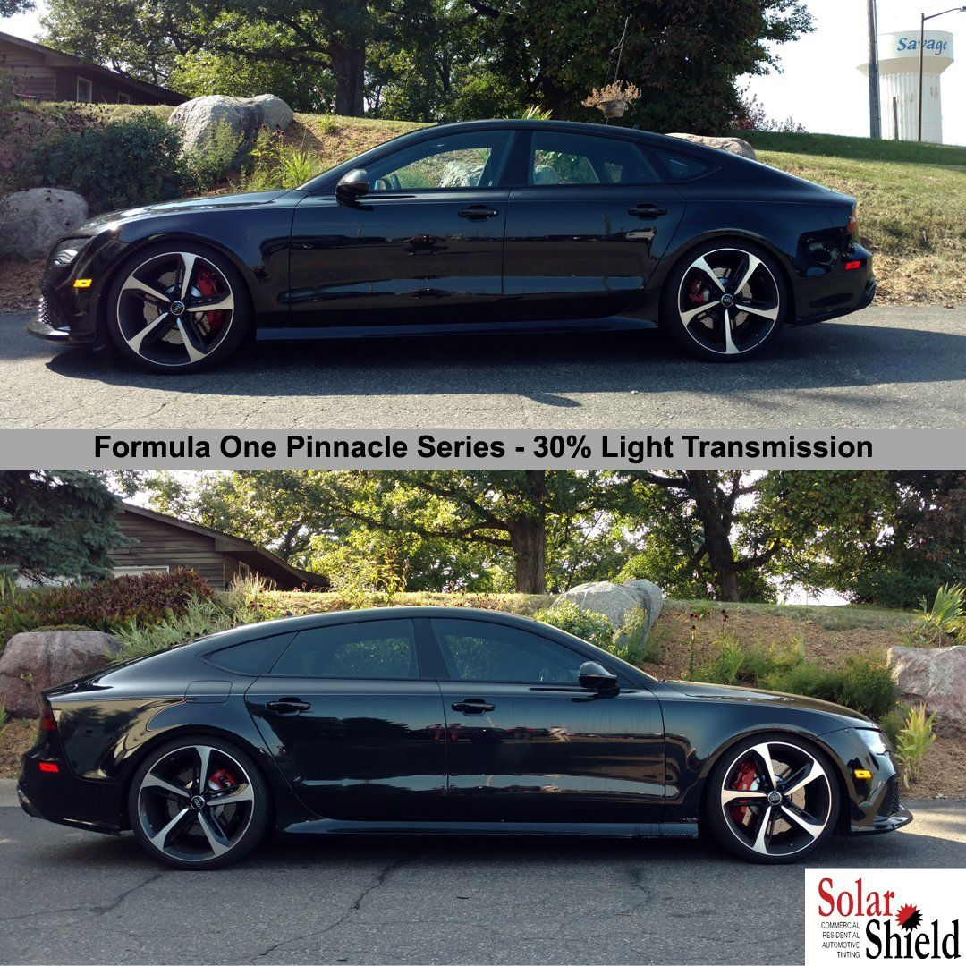 Solar Shield Rock Stars Have Tinted One More Audi Rs7 Yesterday How Do You Like The Car Tinted With Ceramic Film Audi Rs7 Solar Tinted Windows